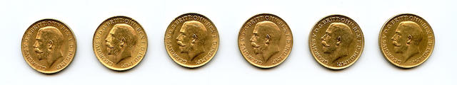 South Africa, George V, Sovereigns, 1928-SA (6)