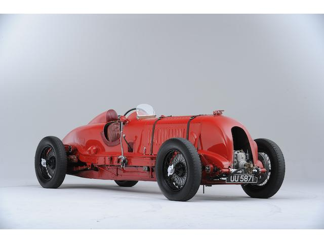 1929 Bentley 4½-Litre Supercharged Single-Seat Racing