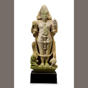 Brahma Buff sandstone Central India 10th/11th century