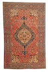 A Fereghan Sarouk rug Central Persia, size approximately 4ft. 2in. x 6ft. 5in.