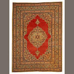 A Tabriz rug Northwest Persia, size approximately 4ft. 2in. x 6ft. 3in.