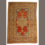 A Hadji Jalili carpet Northwest Persia, size approximately 4ft. 4in. x 6ft. 2in.