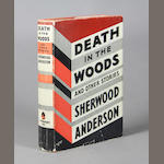 ANDERSON, SHERWOOD. 1876-1941. Death in the Woods. New York: Liveright, [1933].
