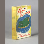 [DURRELL, LAWRENCE. 1912-1990.] Panic Spring. London: Faber and Faber, [1937].