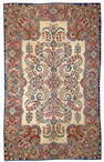 A Kerman rug South Central Persia size approximately 5ft. x 7ft. 10in.