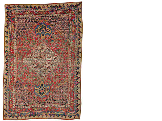 A Bidjar carpet Northwest Persia size approximately 7ft. 9in. x 11ft. 6in.