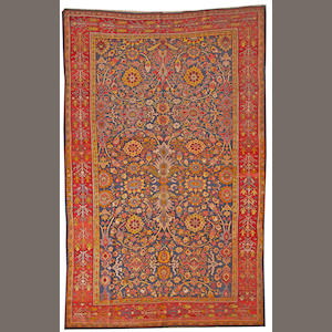 A Sultanabad carpet  Central Persia size approximately 8ft. 6in. x 13ft. 5in.