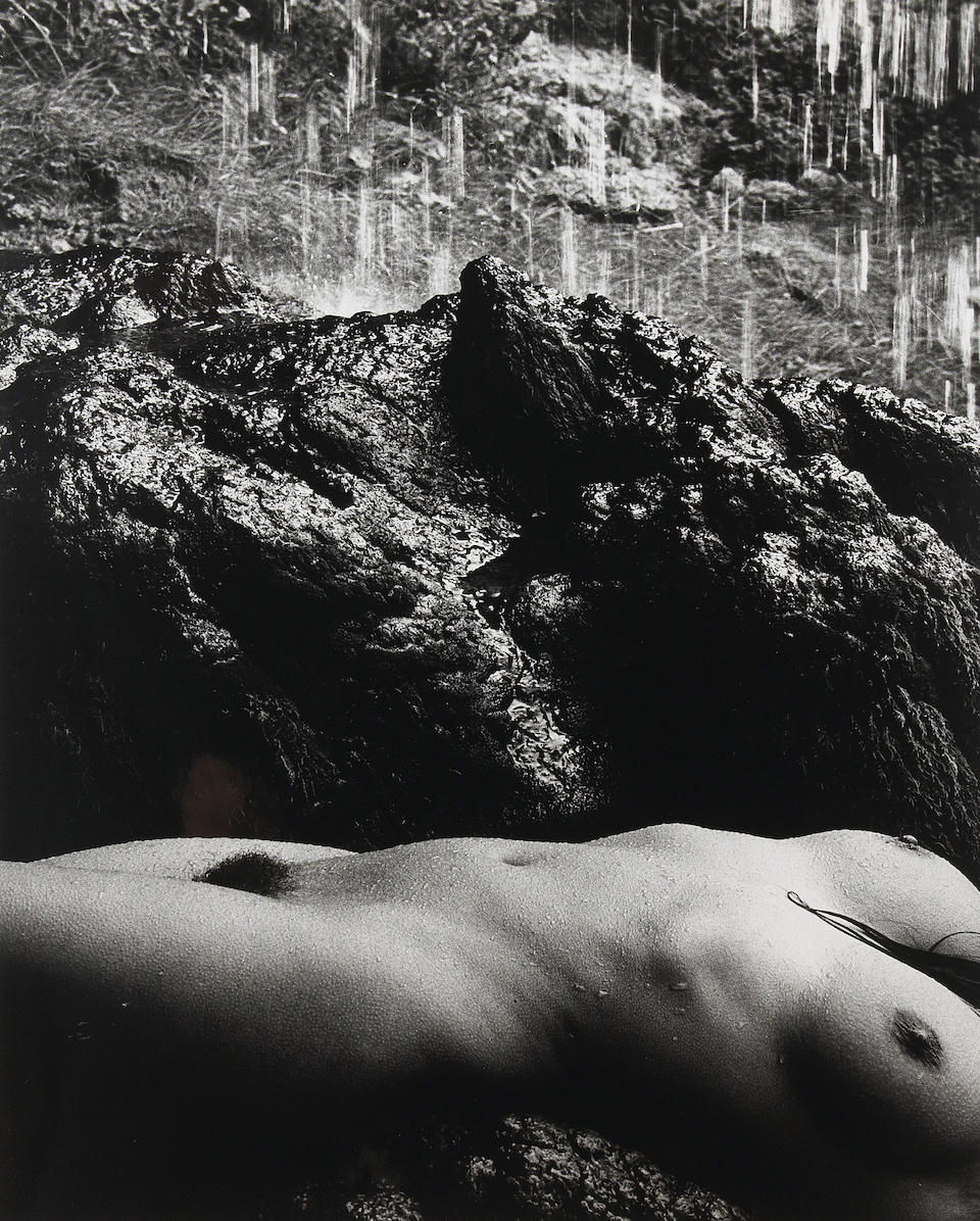Lucien Clergue (French, born 1934); Select Images of Nudes; (2)