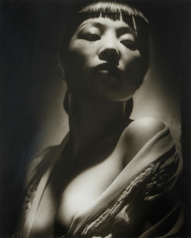 George Hurrell (American, 1904-1992); Anna May Wong (From Portfolio III);