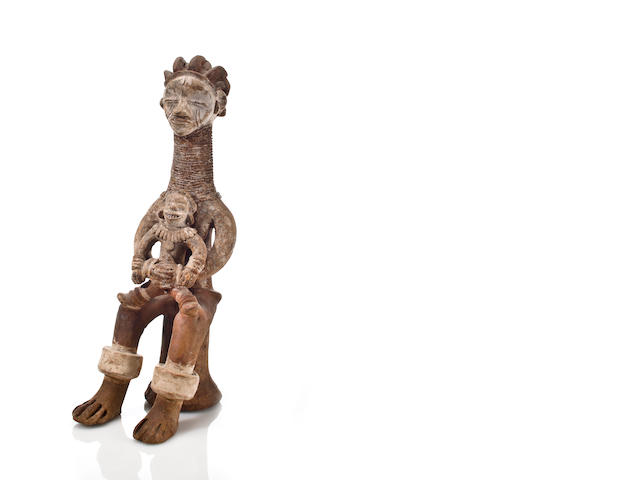 Igbo Maternity Figure