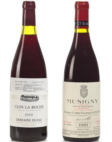 Musigny, Cuvée Vieilles Vignes 1991 (8)