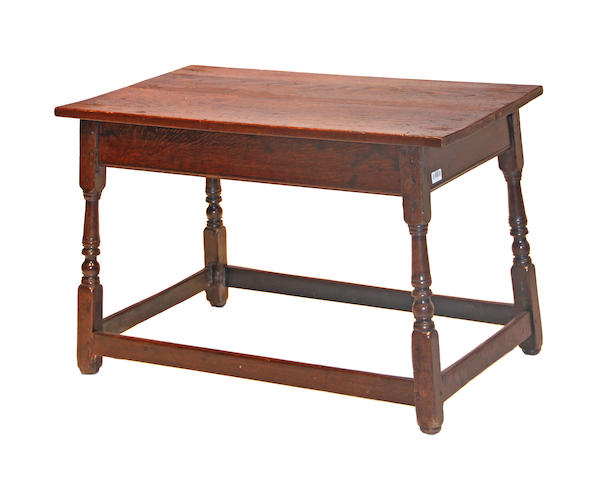 A French oak table
