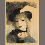 Marie Laurencin (French, 1885-1956); Elvire;