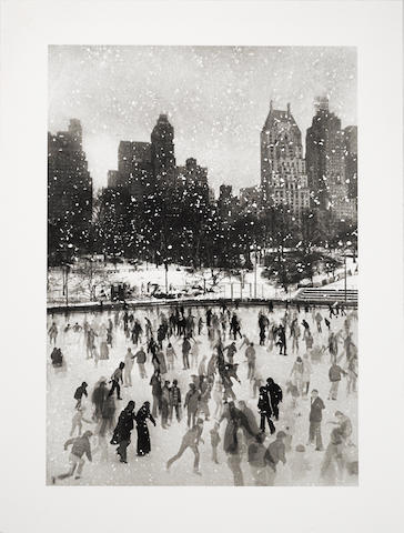 Edward Pfizenmaier, Wollman Rink, 1954/later .