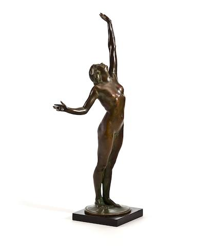 Harriet Whitney Frishmuth (American, 1880-1980) Star height 19 1/4in