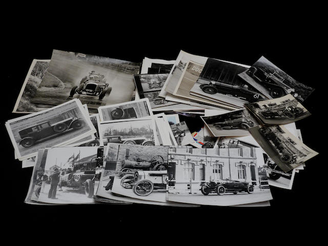 A large quantity of Rolls-Royce images,