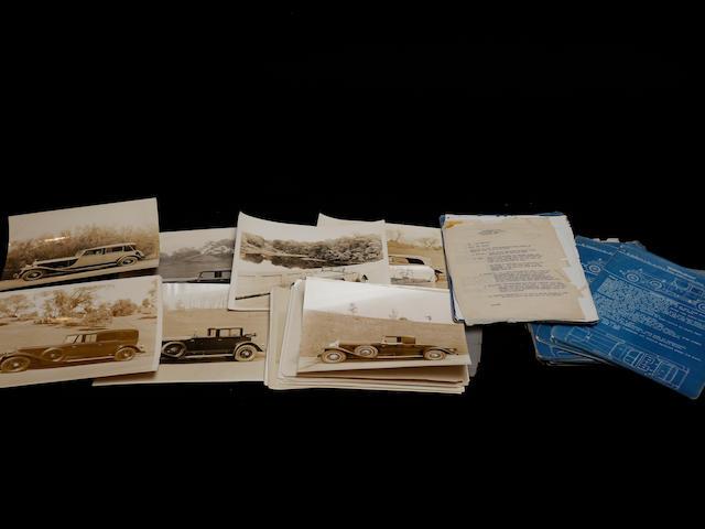 An album of Rolls-Royce custom coachwork,