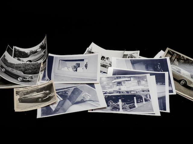 A quantity of assorted Rolls-Royce photographs,