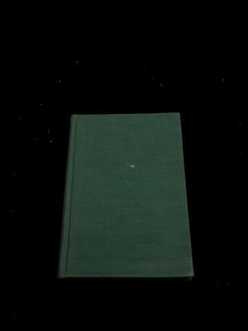A 1927 Rolls-Royce handbook,