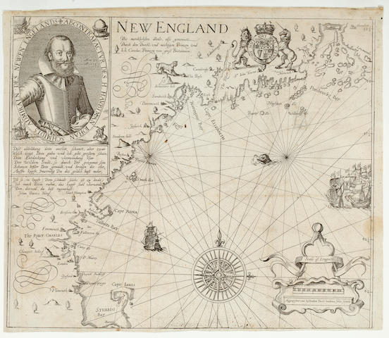 Smith, New England 1617