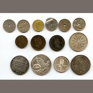 Miscellaneous World Medals and Coins