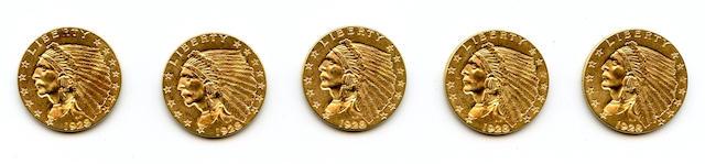 1928 $2.5 (5)