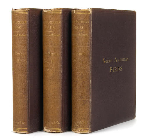 Baird, S.F., etc.  A History of North American Birds.