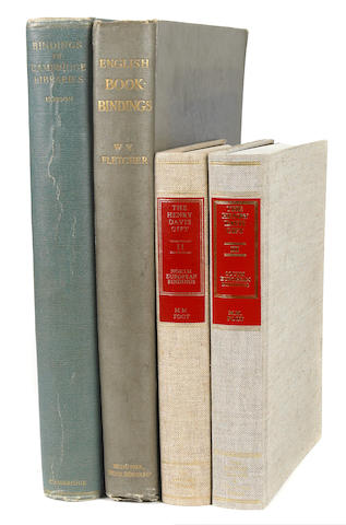 Hobson, G.D. Bindings in Cambridge Libraries.