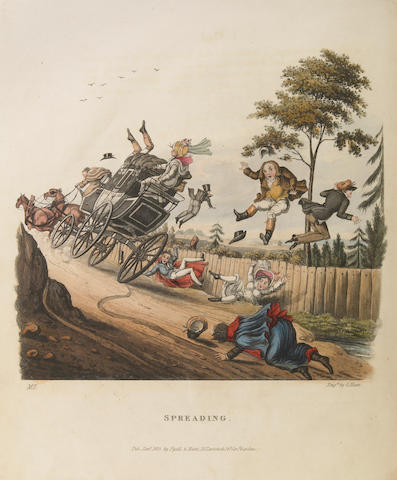 EGERTON, M. Airy Nothings; or, Scraps and Naughts, and Odd-Cums-Shorts.... London: Pyall and Hunt, 1825.