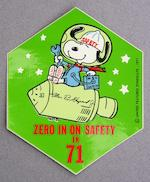 SNOOPY – THE MANNED FLIGHT AWARENESS MASCOT COLLECTION