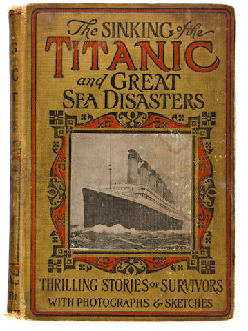 [TITANIC] Two books on the disaster 2