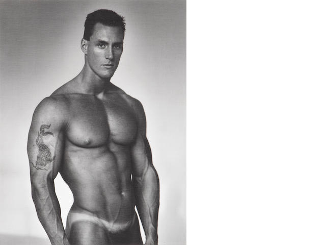 Herb Ritts, Sean, Hollywood, 1985;