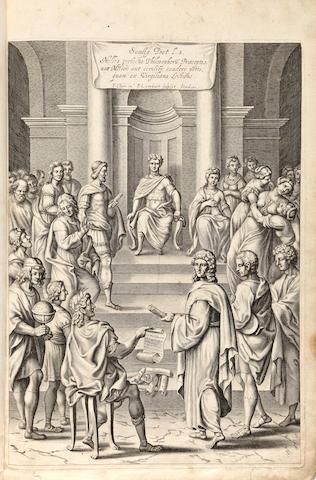 Ogilby, John.  The Works of Virgil.