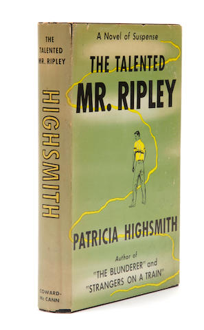 HIGHSMITH, PATRICIA. The Talented Mr. Ripley