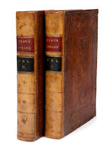 Stow, John.  A Survey of the Cities of London and Westminster....   L: 1754-55.  2 vols.