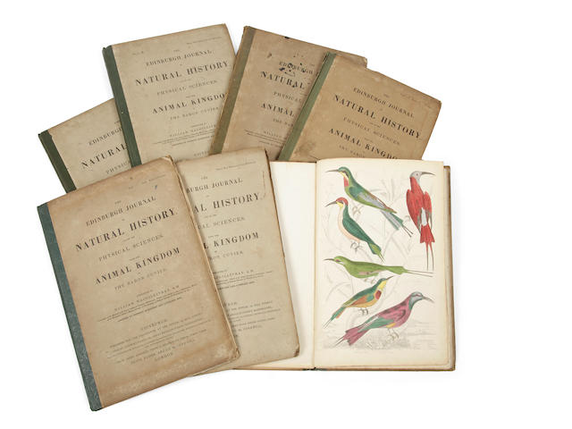 MacGilliveray.  Edinburgh Journal of Natural History.
