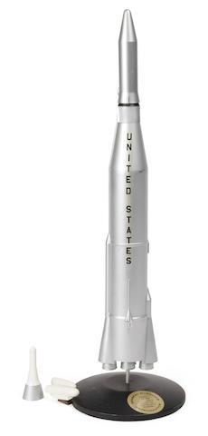 Atlas Silver Model