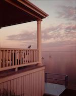 Joel Meyerowitz (American, born 1938); Bay/Sky/Porch;