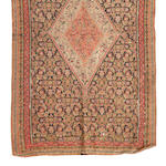 A Senneh Kilim rug size approximately 4ft. 2in. x 6ft. 7in.