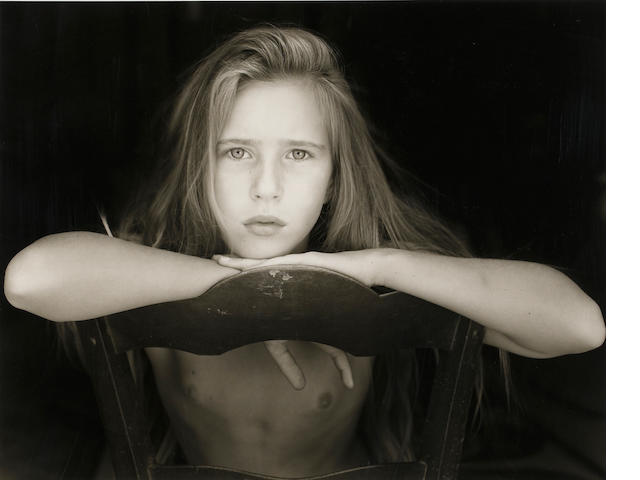 Jock Sturges (American, born 1947); Lidwine, Orleans, France;