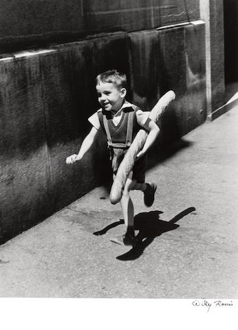 Willy Ronis (French, 1910-2009); Le Petit Parisien, Paris;