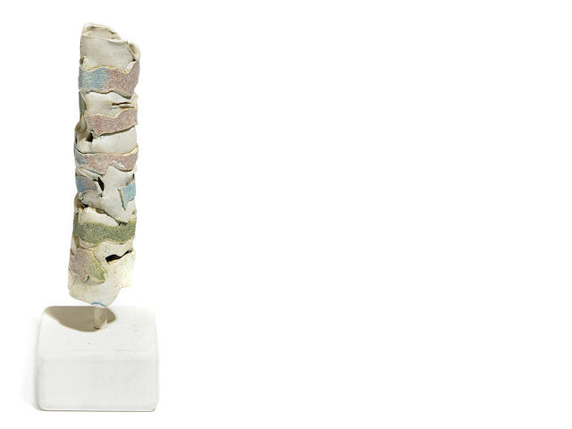 A Jerry Rothman ceramic sculpture