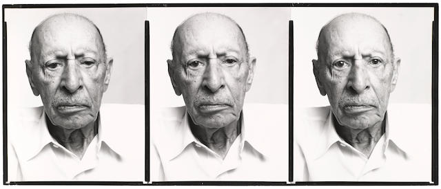Richard Avedon (American, 1923-2004); Igor Stravinsky, Composer, New York City;