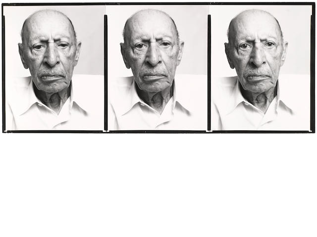 Richard Avedon (American, 1923-2004); Igor Stravinsky, Composer, New York City ;