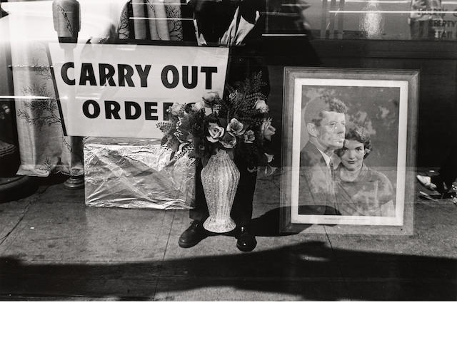 Lee Friedlander (American, born 1934); Washington, D.C.;