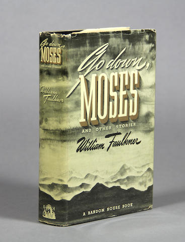 FAULKNER, WILLIAM. Go Down, Moses. New York: Random House, [1942].