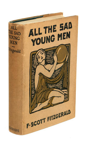 FITZGERALD, F. SCOTT. 1896-1940. All the Sad Young Men. New York: Charles Scribner's Sons, 1926.<BR />
