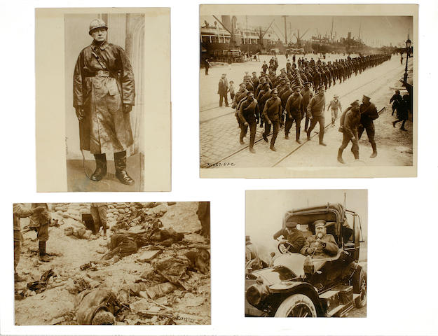 WWI photograph archive