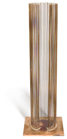 Val Bertoia (American, born 1949) Sound Sculpture (B-1688)