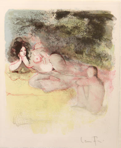 Leonor Fini (Italian, 1907-1996); Selected Images; (5)